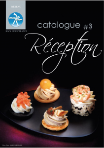 catalogue-reception